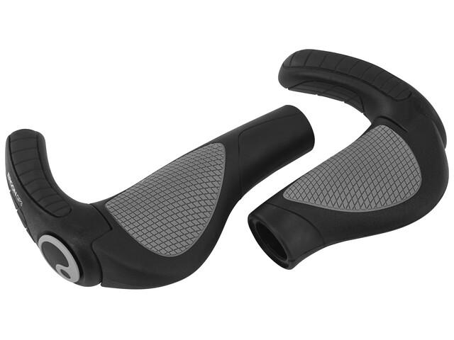 Ergon GP3 Cykelhåndtag Rohloff/Nexus sort